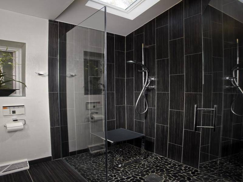 Elegant Walk Shower Designs Furniture Home Design Ideas