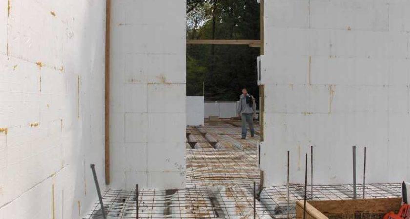 Energy Efficient Icf Walls House Insul Deck Floor