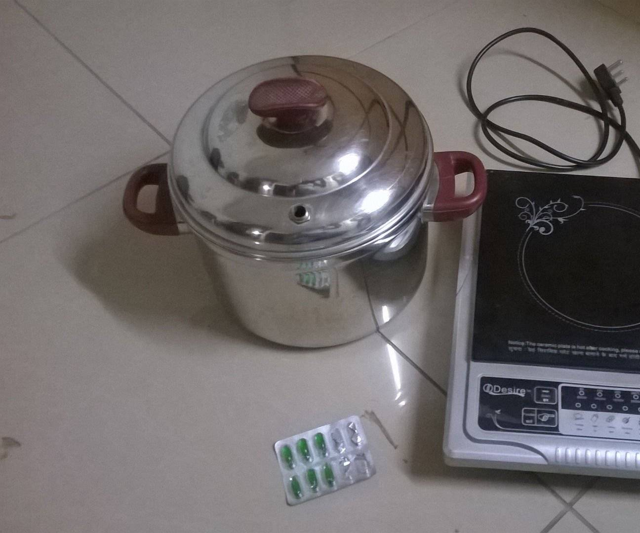 Energy Efficient Multipurpose Home Made Humidifier Nebulizer Room