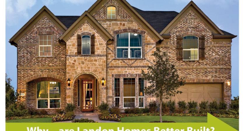 Energy Efficient New Homes Landon Texas Home Builder