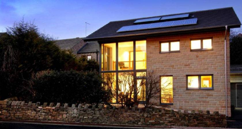 Energy Efficient New Homes Versus Same Old Gather