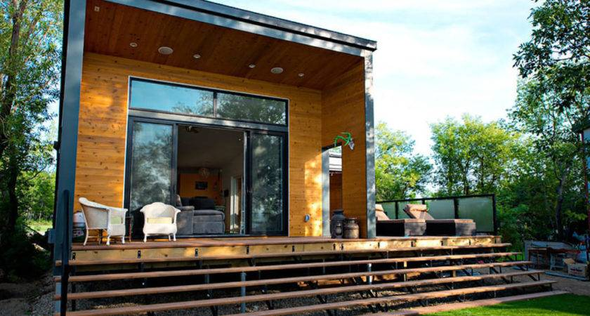 Energy Efficient Prefab Homes Bone Structure