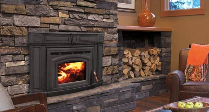 Enviro Wood Burning Fireplace Inserts