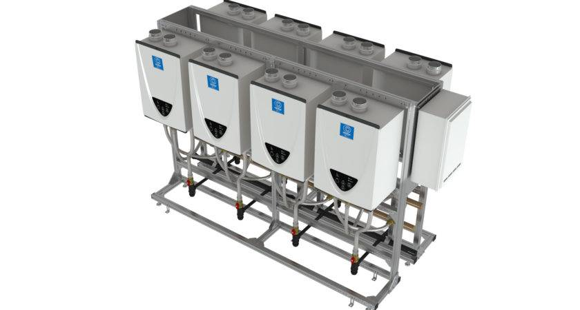Eps Tif Tankless Standing Back Units