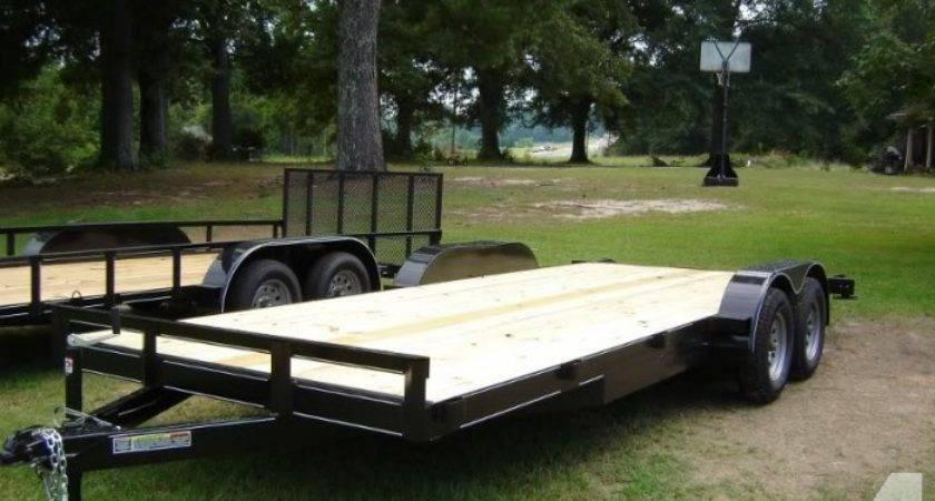 Equipment Trailer Decatur Sale Hattiesburg Mississippi