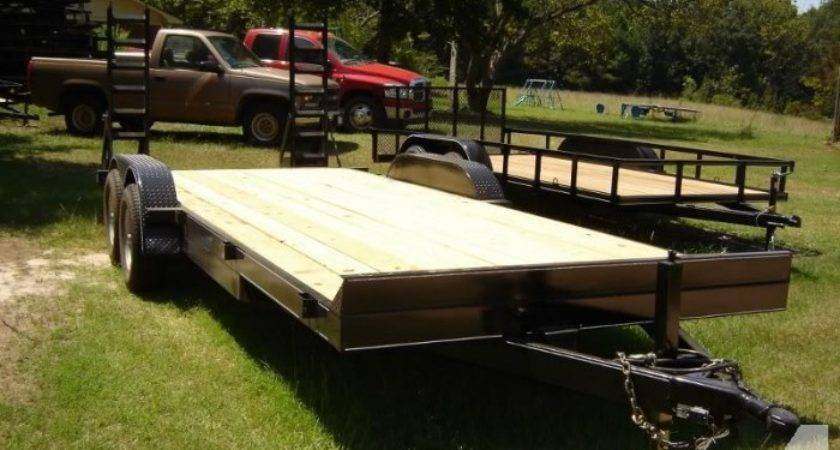 Equipment Trailer Decatur Sale Meridian Mississippi