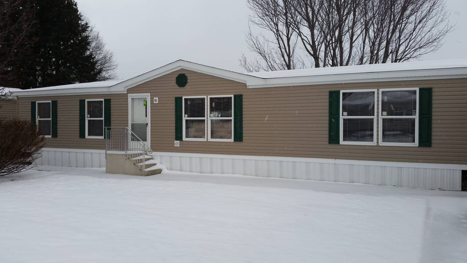 Erie Model Commodore Blazer Modular Manufactured Homes