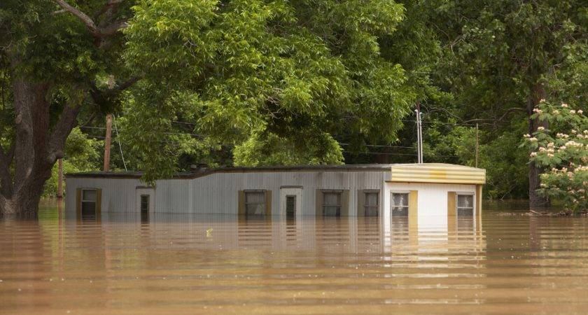 Evacuations Texas After Worst Flooding Years