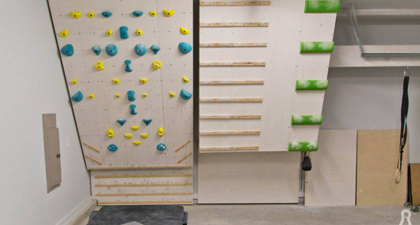 Ever Wanted Build Your Own Climbing Wall Comfort