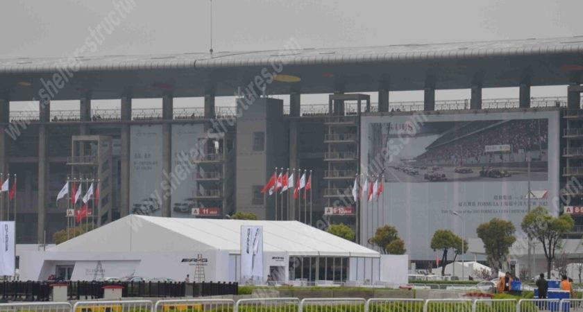 Exhibition Tents Temporary Outdoor Gazebo