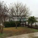 Exterior Killeen Texas Mobile Home Foreclosure Bank Repo Cheap