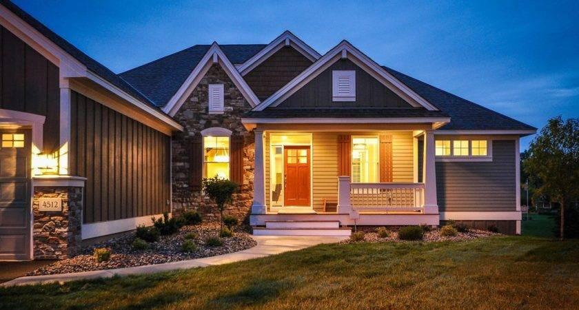 Exterior Pratt Homes