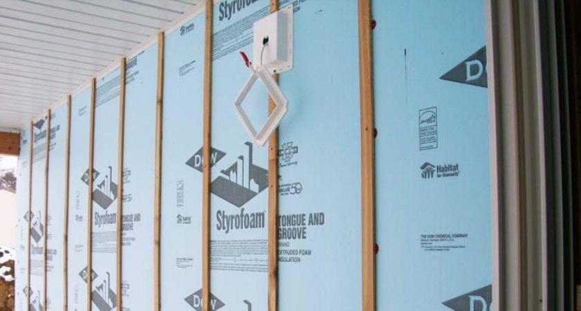 Exterior Rigid Insulation Board Signature Exteriors