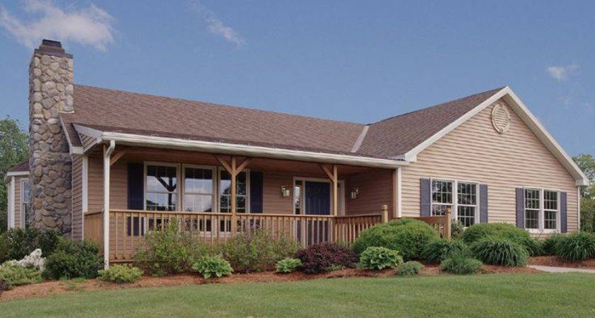 Exterior Story Homes Sugarloaf Modular Home Floor Plan
