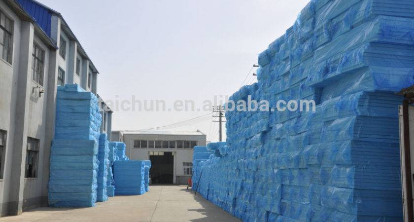 Exterior Wall Xps Board Interior Extruded Polystyrene