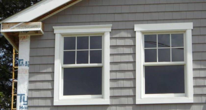 Exterior Window Trim Pinterest