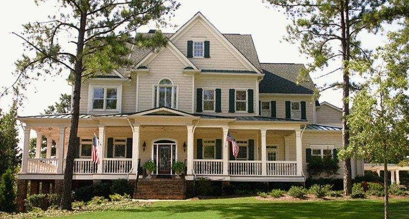 Fabulous Classic American Style Custom Dream Homes Design