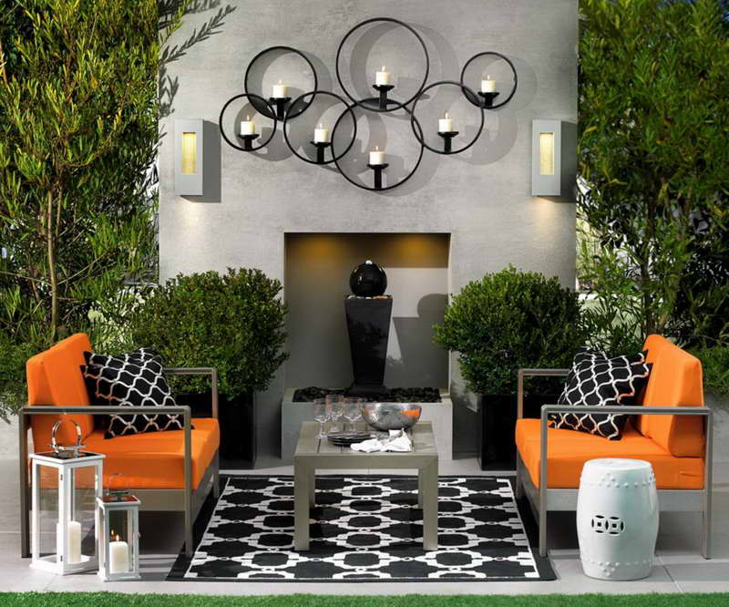 Fabulous Small Patio Ideas Home Gardening Design