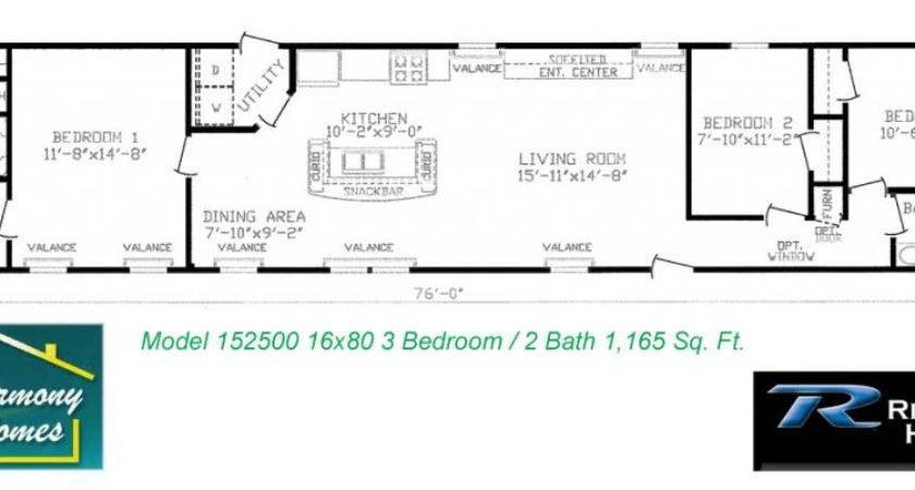 Fairmont Mobile Home Floor Plans Trend Design