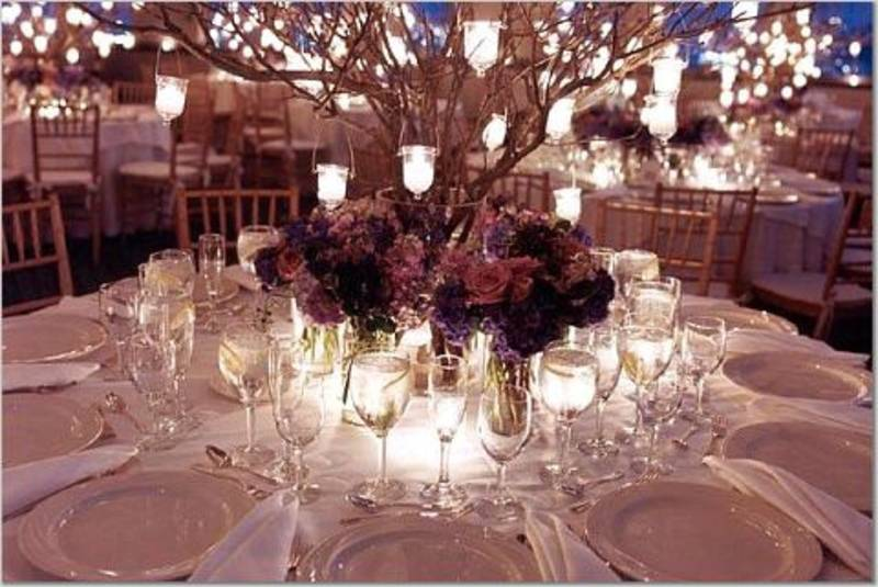 Fall Wedding Reception Centerpiece Ideas Jpeg