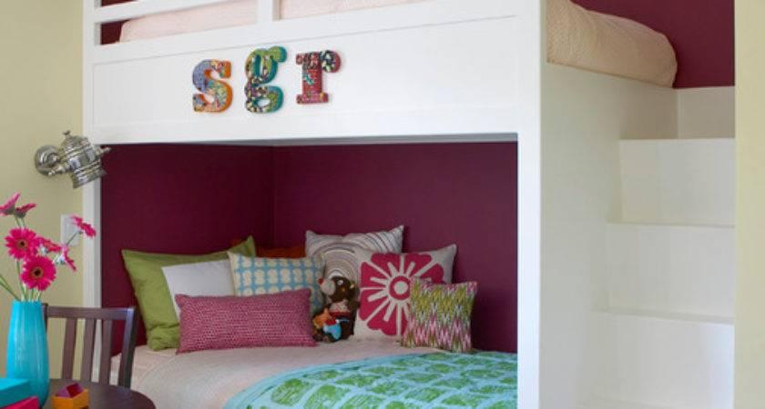Fantastic Built Bunk Bed Ideas Kids Room