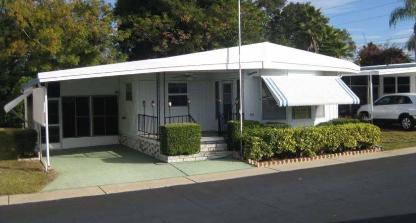 Fantastic Mobile Home Factory Florida House