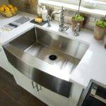 Farm Style Stainless Steel Kitchen Sink Styles Exquisite