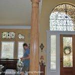 Faux Iron Window Treatment Home Decor Pinterest