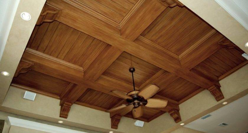 Faux Wood Graining Mediterranean Room Tampa