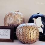 Favorite Ideas Painted Pumpkins