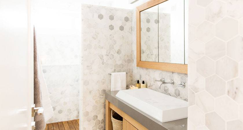 Feature Tiles Bathroom Ensuite Beaumont