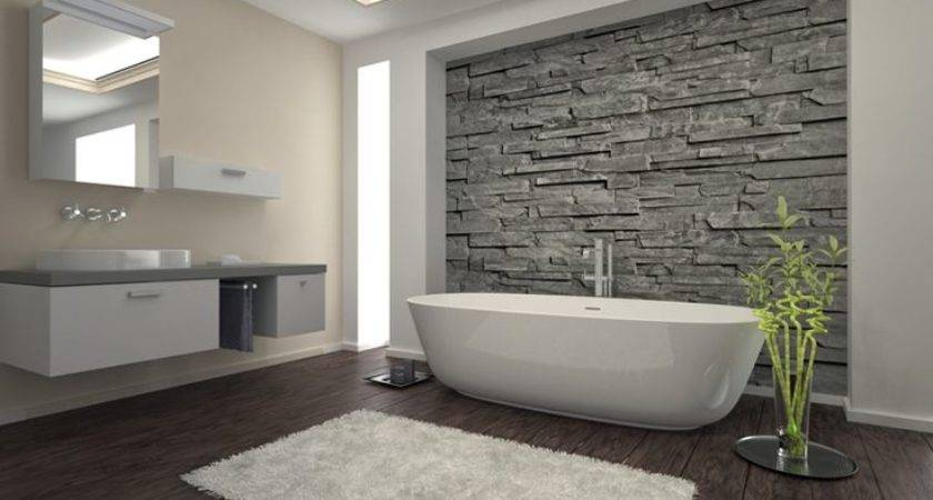 Feature Wall Cladding Pinterest Walls Bathroom