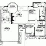 Feet Floor Plan Serbagunamarine House Plans