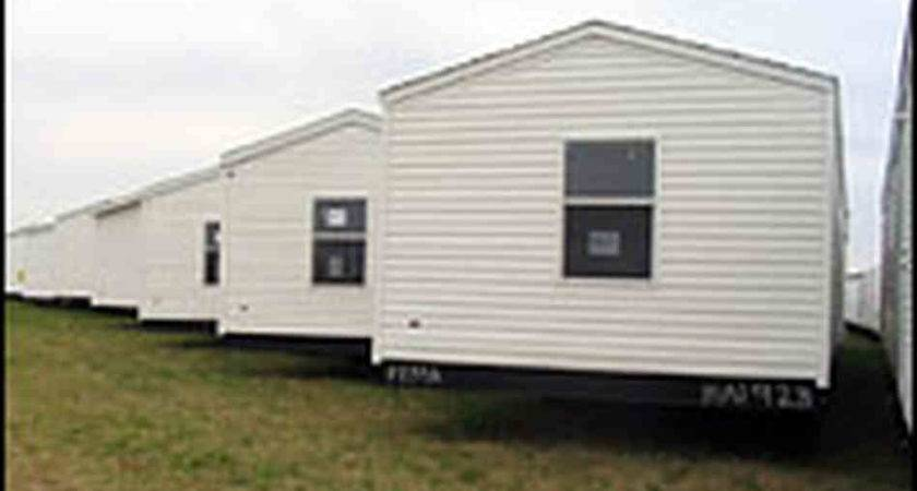 Fema Trailers Sale Used Travel Shop Confidence