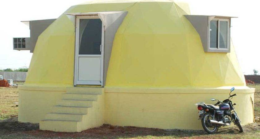 Fiberglass Dome House Prefabricated Buy Global