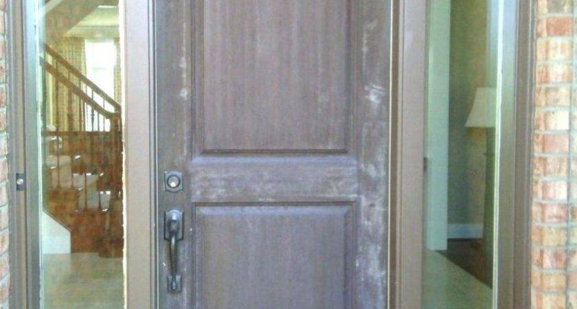 Finest Wood Door Houston Southern Front Texas
