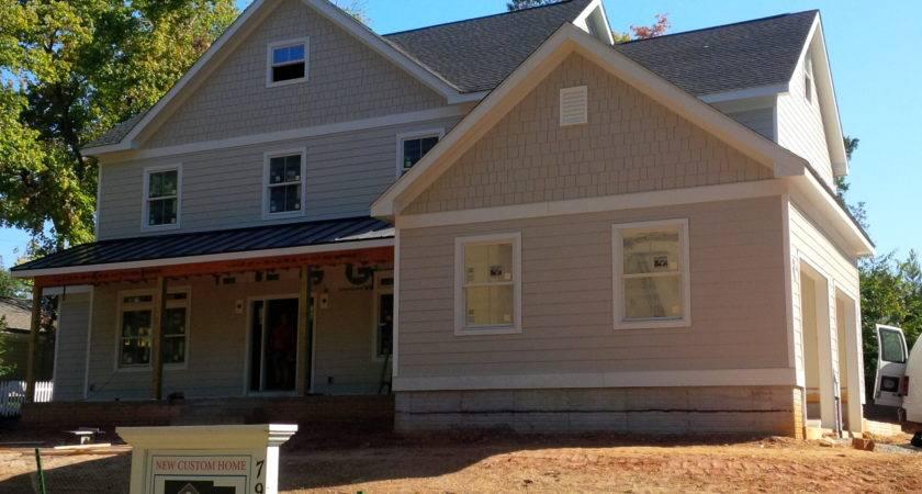 Finished New Modular Home Alexandria