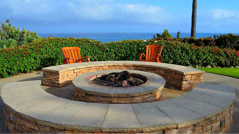 Fire Pit Ideas Designs Improve Your Backyard