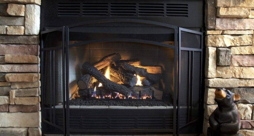 Fireplaces Often Used Create Romantic Atmosphere