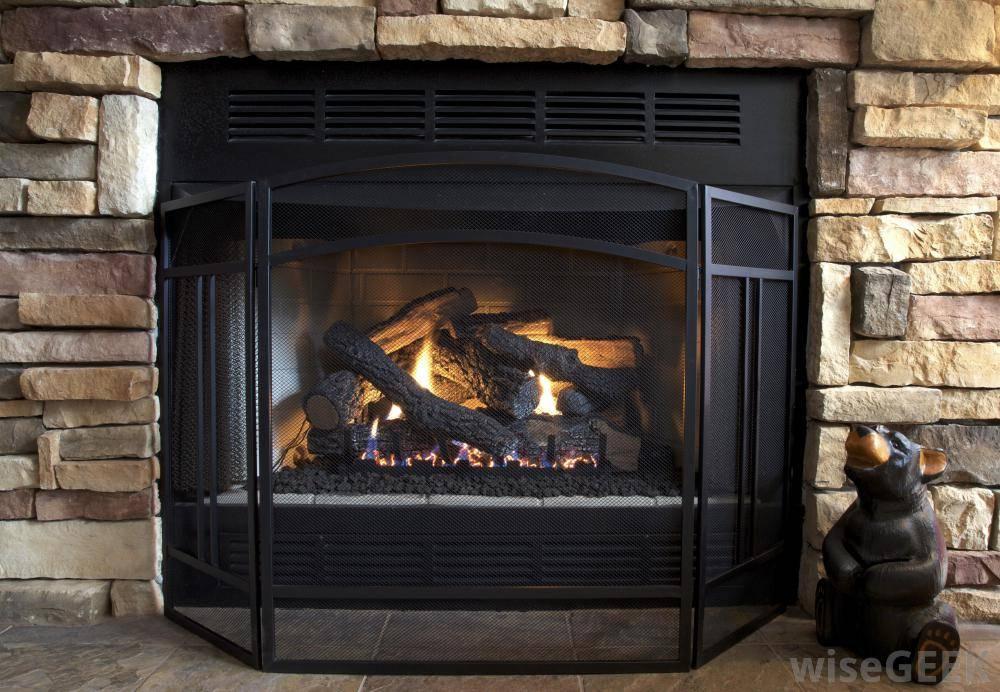 Fireplaces Often Used Create Romantic Atmosphere