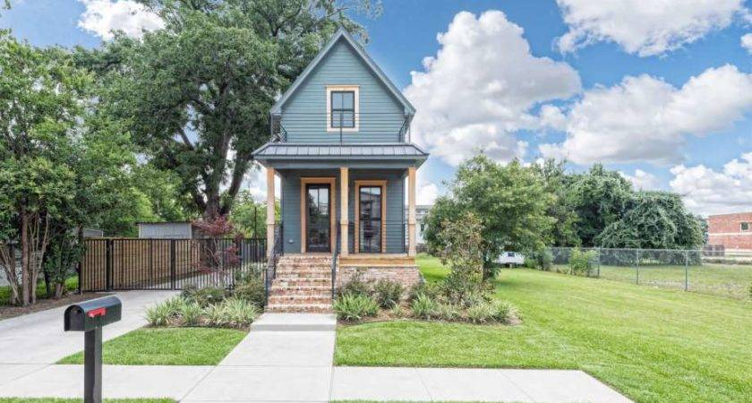Fixer Upper Shotgun House Sale Waco