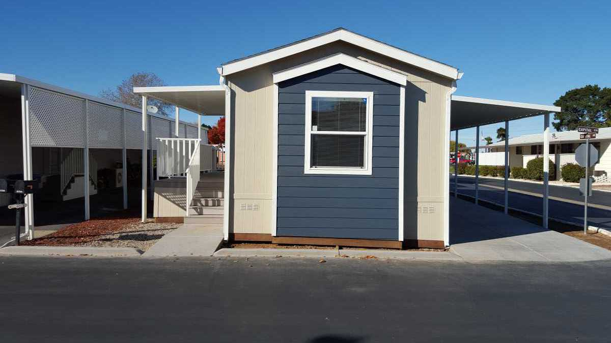 Fleetwood Crownpointe Mobile Home Sale Sacramento