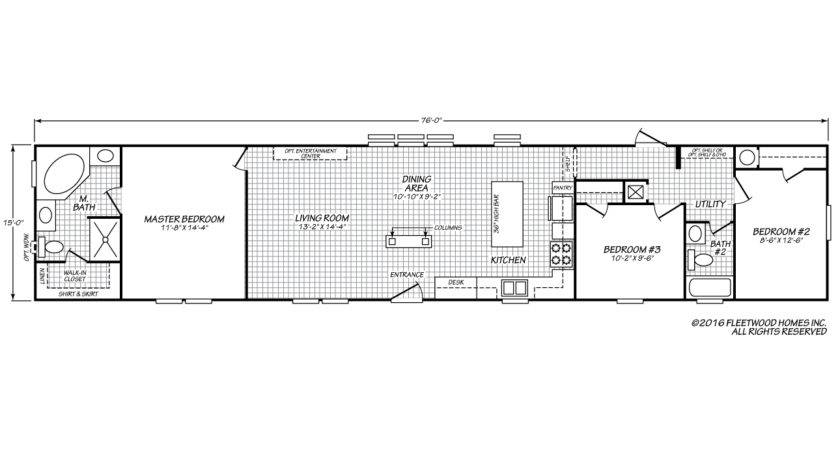 Fleetwood Homes Manufactured Park Models Modular