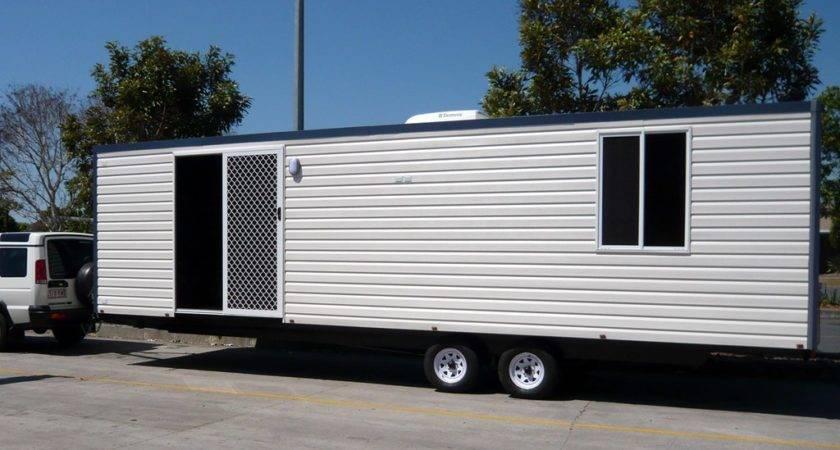 Flexihome Mobile Home Towable Sale Trade Rvs Australia