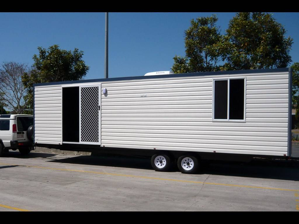 Flexihome Mobile Home Towable Sale
