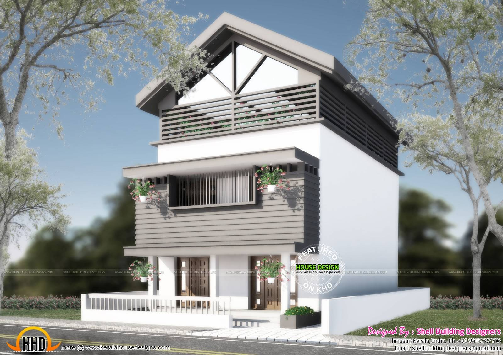 Floor Home Plan Kerala Design Plans