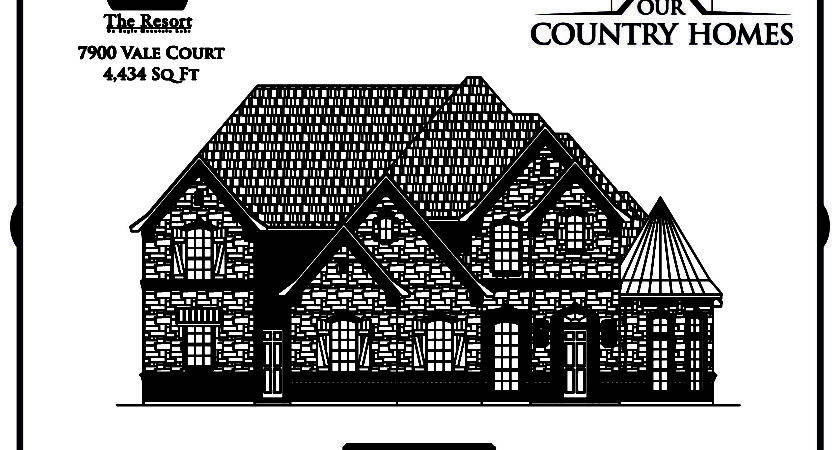 Floor Plans Country Homes Style House