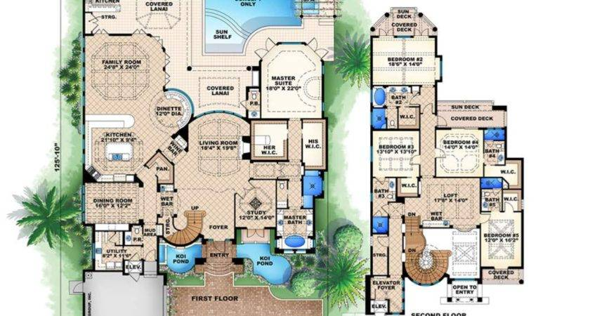 Floor Plans Examples Focus Homes