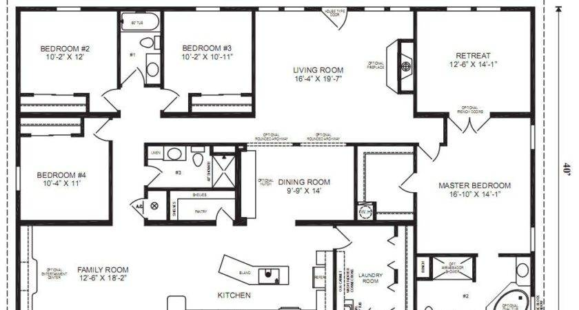 Floor Plans Modular Homes Luxury Design Your Own Home