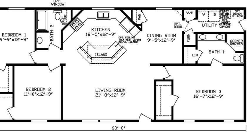 Floor Plans Northland Manufactured Home Sales Inc